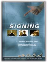 sign language books